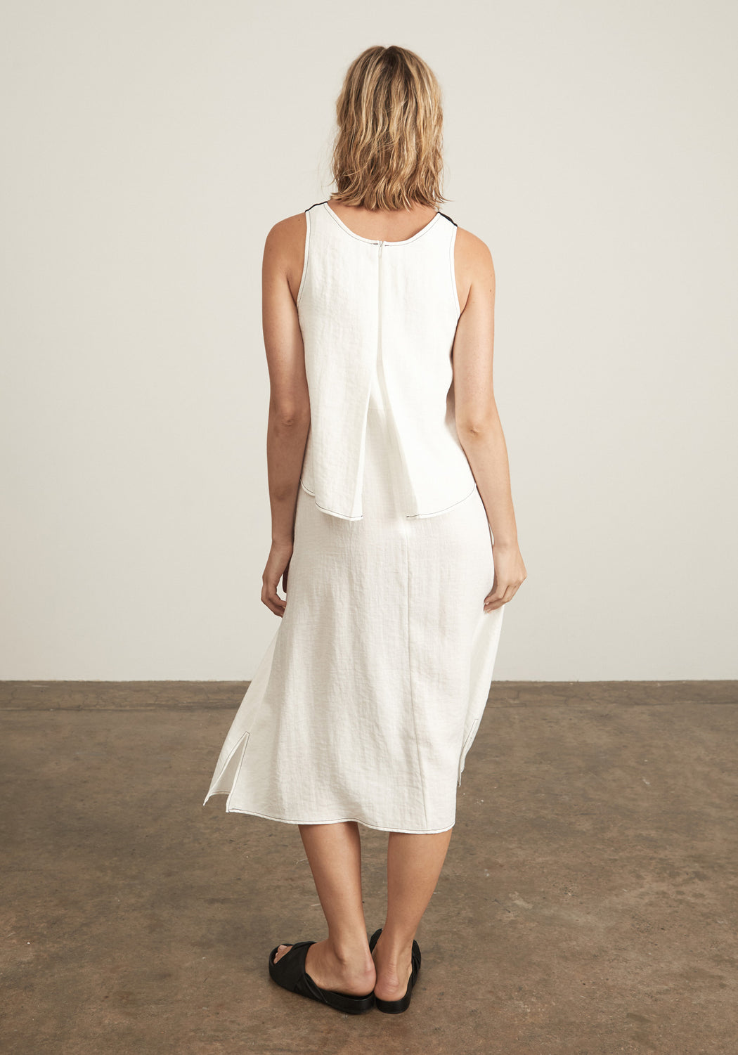 Willow Double Layer Dress