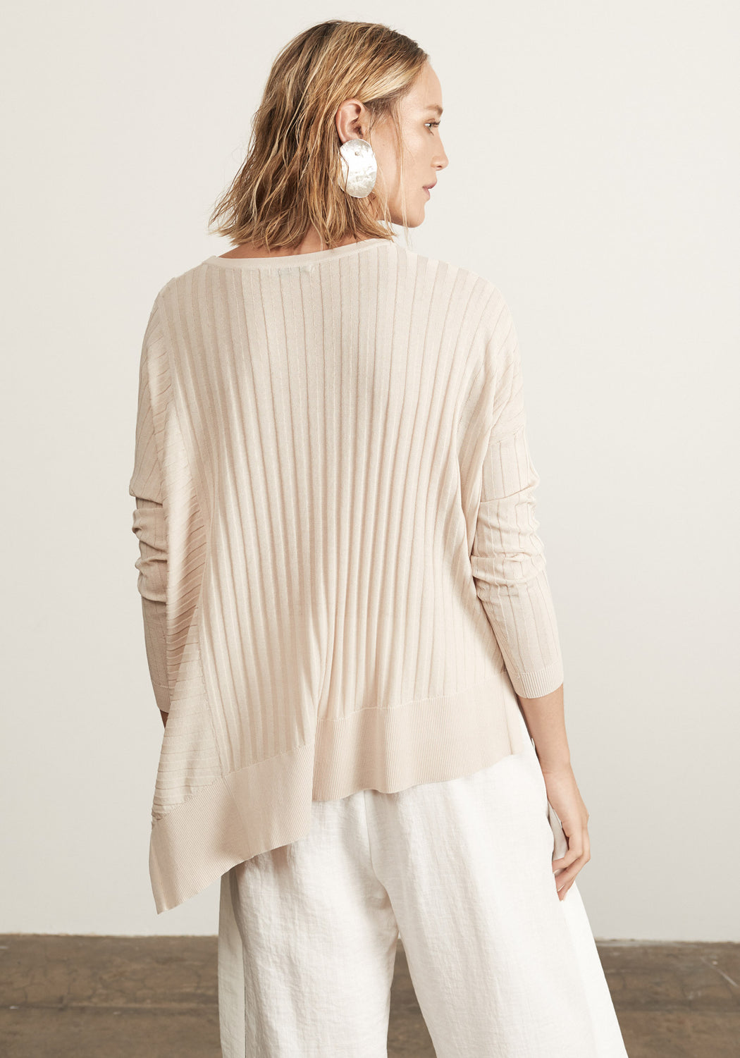 Otille Panelled Knit