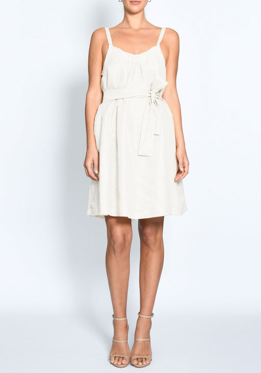 Gauze Linen Cami Dress