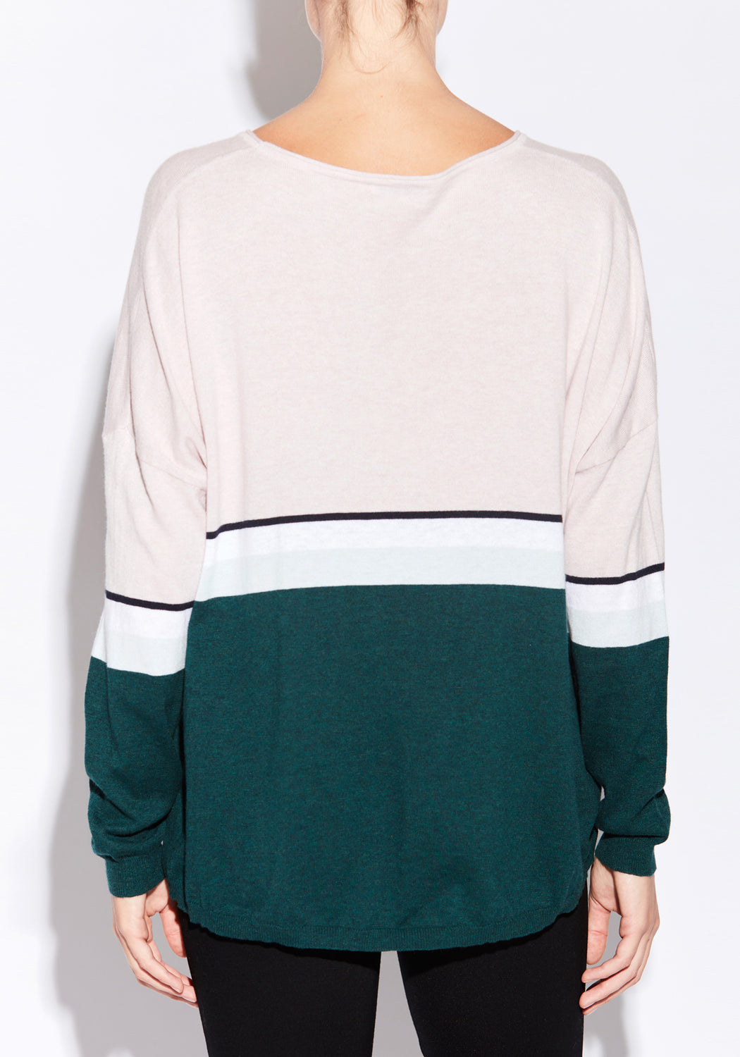Mist Stripe Knit