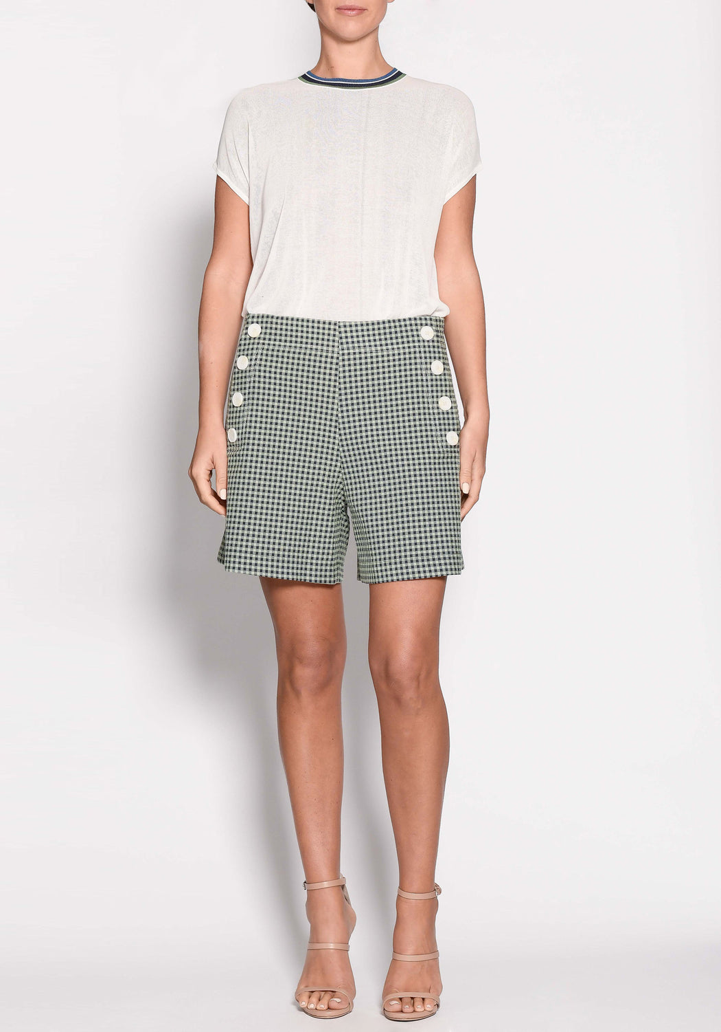 Rhodes Button Shorts