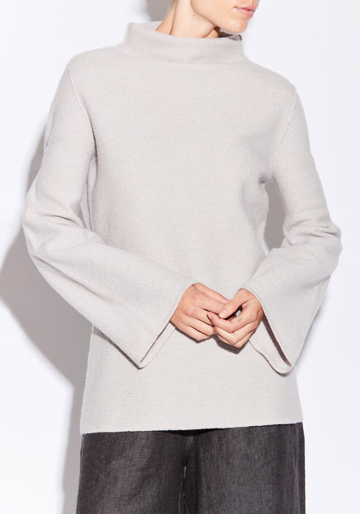 Sorbet Funnel Neck Knit