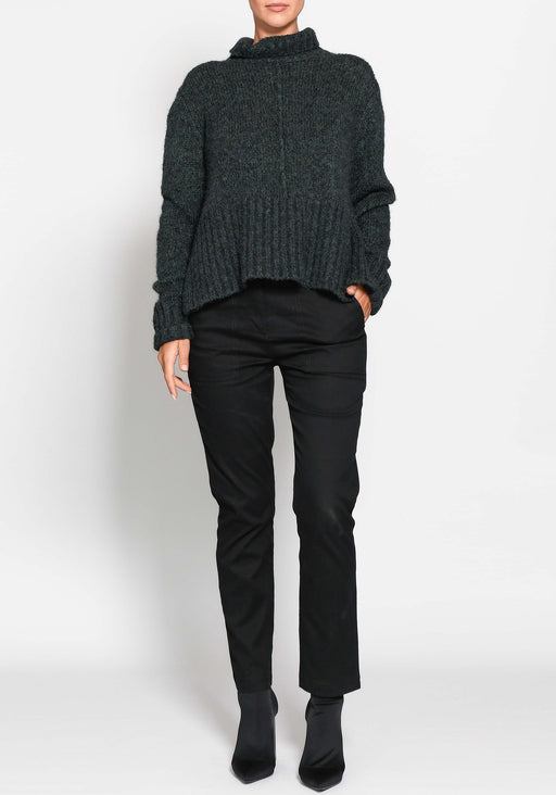 Aspen Roll Neck Knit