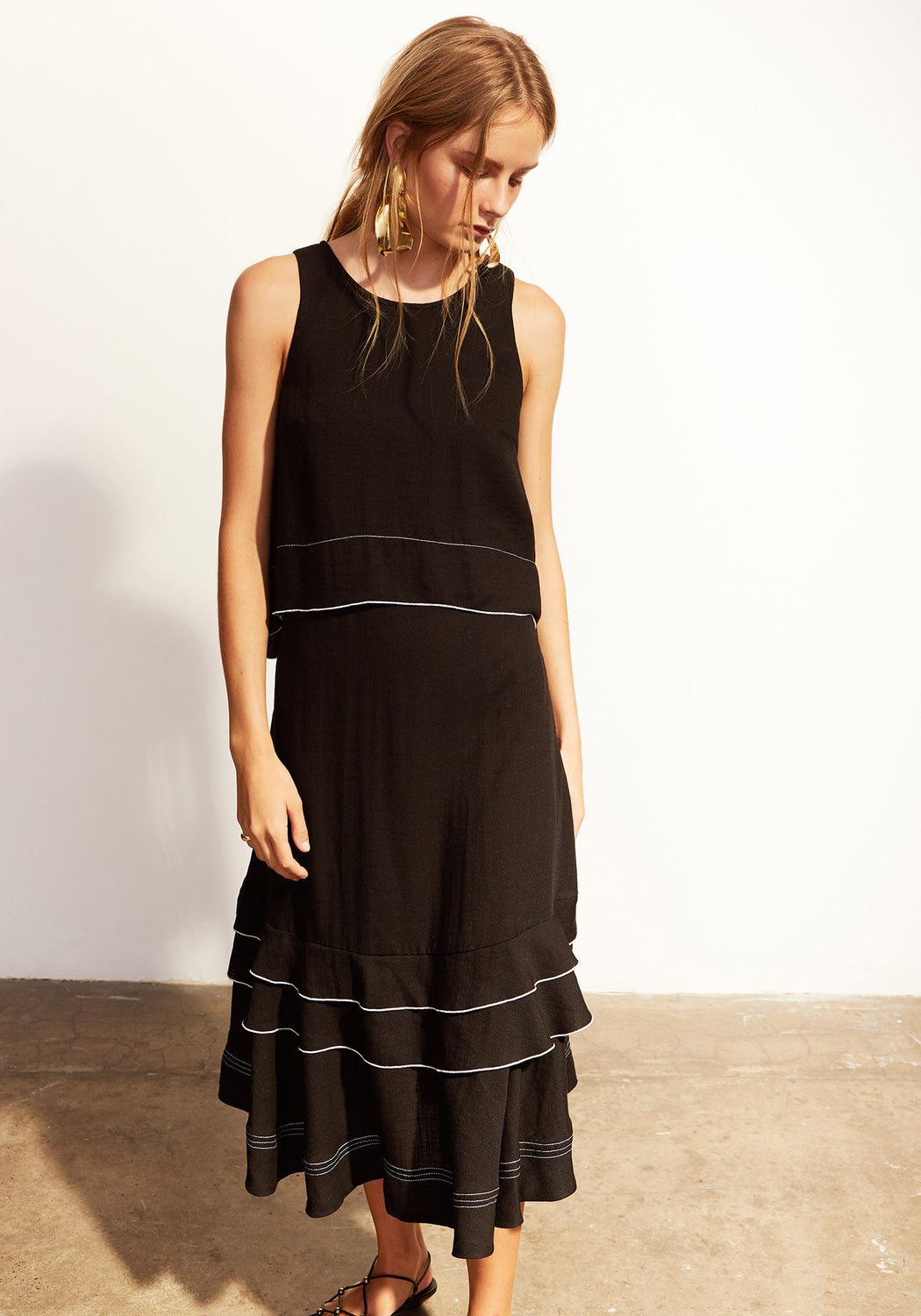 Lyon Double Layer Dress