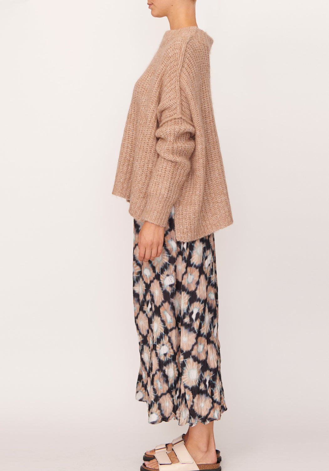 Cocoon Oversized Knit