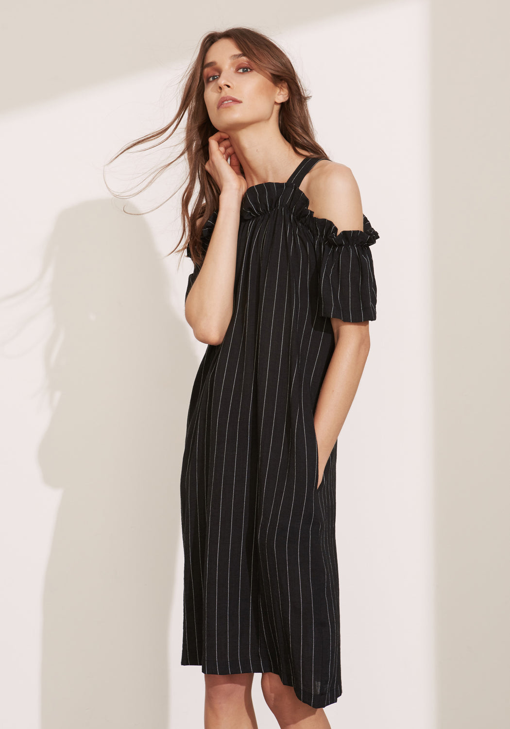Tilly Off Shoulder Dress