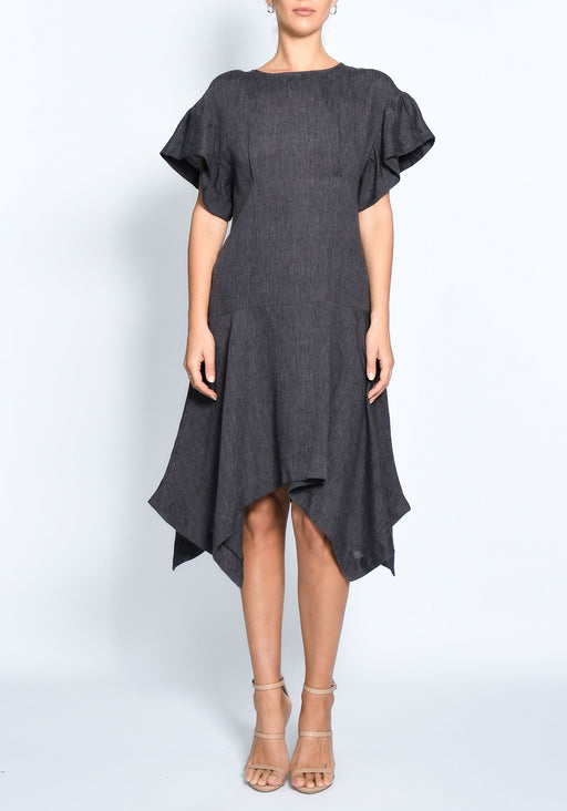 Mohave Ruffle Dress