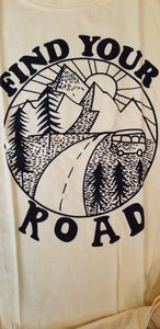 Women's Short Sleeve Find Your Road T-Shirt