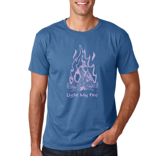 Men's Light My Fire Tshirt