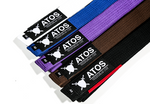 Atos Adult BJJ Belt