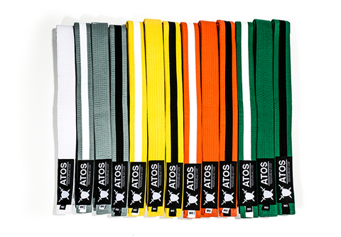 Atos Kids BJJ Belt