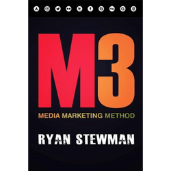M3: Media Marketing Method; Ryan Stewman (Front Cover)