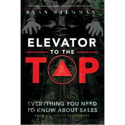 Elevator to the Top; Ryan Stewman (Front Cover)