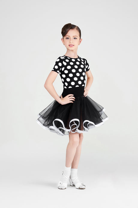 Importance of wearing proper dance clothes for practice and dance classes.