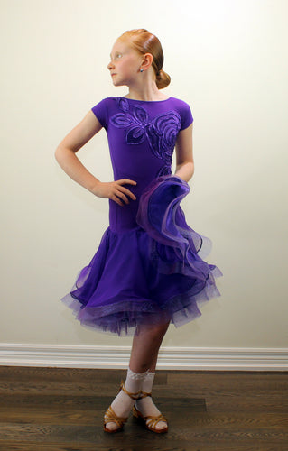 Girl's Competition Dress 48