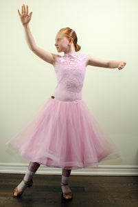 Girl's Competition Dress 49