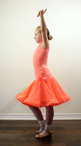 Girl's Competition Dress 50
