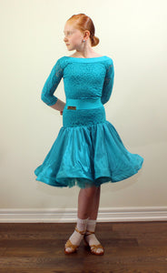 Girl's Competition Dress 52