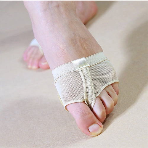 Professional Dance Foot Thong Toe Pad Practice Shoes