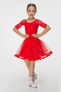 Girl's Competition Dress 93