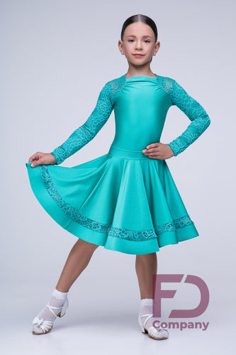 Girl's Competition Dress - 91