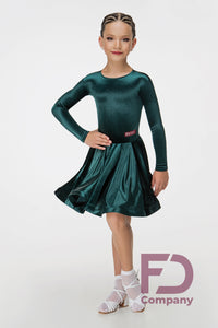 Girl's Competition Dress - 88