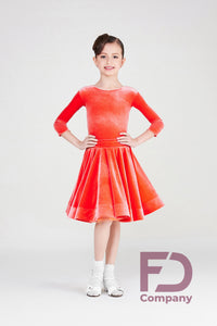 Girl's Competition Dress - 89