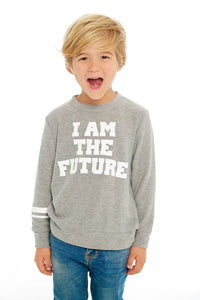 I Am The Future Pullover