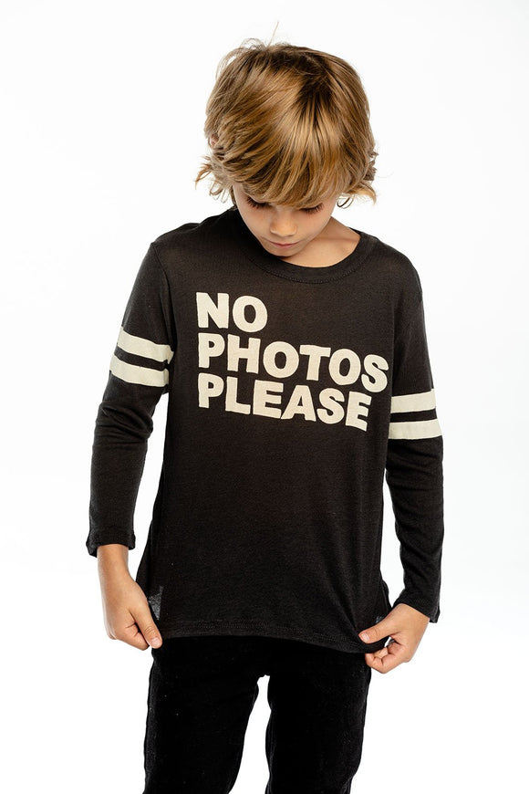 No Photos Please Long Sleeve