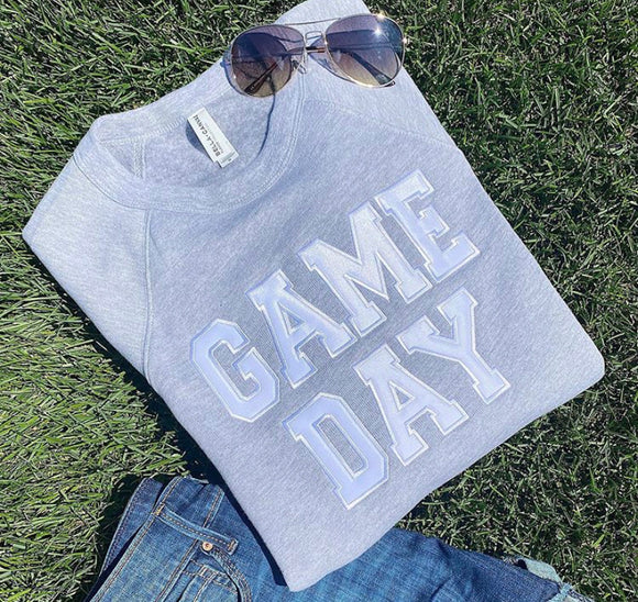 Game Day Crew Sweatshirt