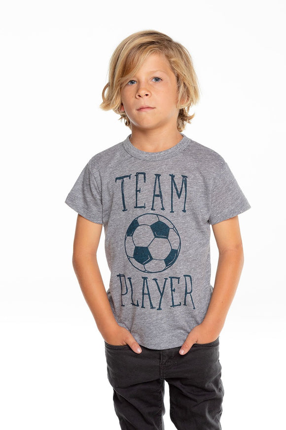 Team Player Soccer Shirt
