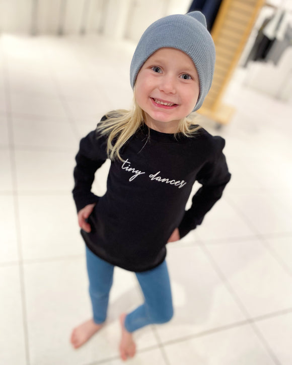 Tiny Dancer Crew Sweatshirt