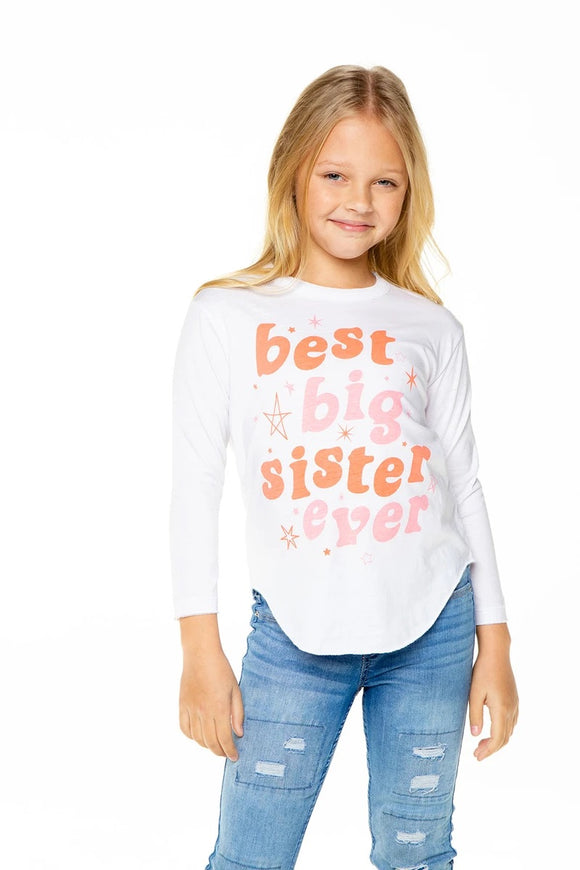 Best Big Sister long sleeve
