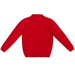Edo Red Sweater