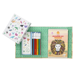 Colouring Sets Animal