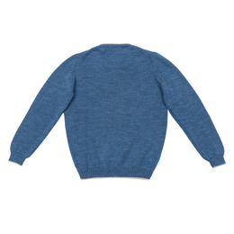 Bart Blue Sweater