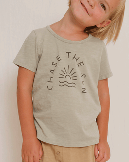 T-Shirt Chase the sun