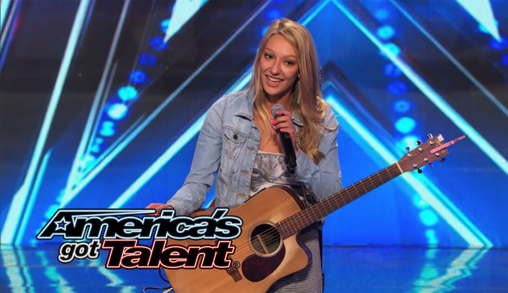 Carly Jo on America's Got Talent