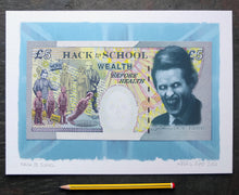 Load image into Gallery viewer, Gavin Williamson Bank Note Wefail
