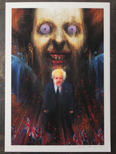 Load image into Gallery viewer, Thatcher Boris, Hell - Wefail Painting