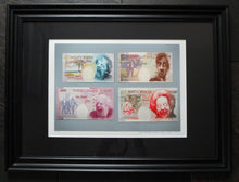 Load image into Gallery viewer, Four Horsemen 2nd Ed A3 - Framed