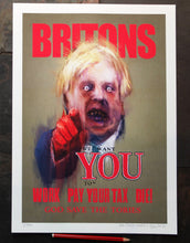 Load image into Gallery viewer, Britons - Ltd Ed A3