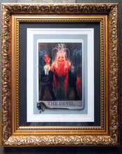 Load image into Gallery viewer, The Devil - A4 Artist's Proof - Framed