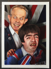 Load image into Gallery viewer, Britpop! - Ltd Ed A3