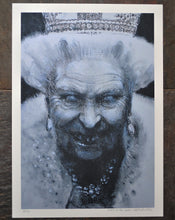 Load image into Gallery viewer, Queen portrait