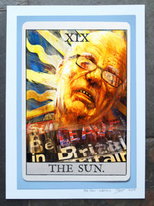 The Sun - Open Ed A4