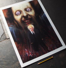 Load image into Gallery viewer, Hell#1 - Ltd Ed A3