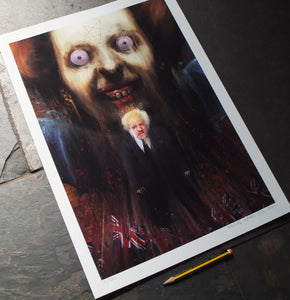 Hell#1 - Ltd Ed A3