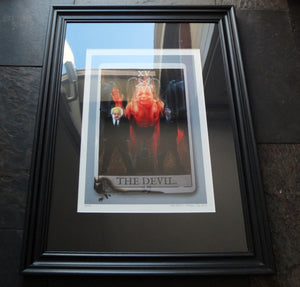 The Devil Limited Edition A3 - Framed