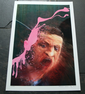 Splash - Ltd Ed A3
